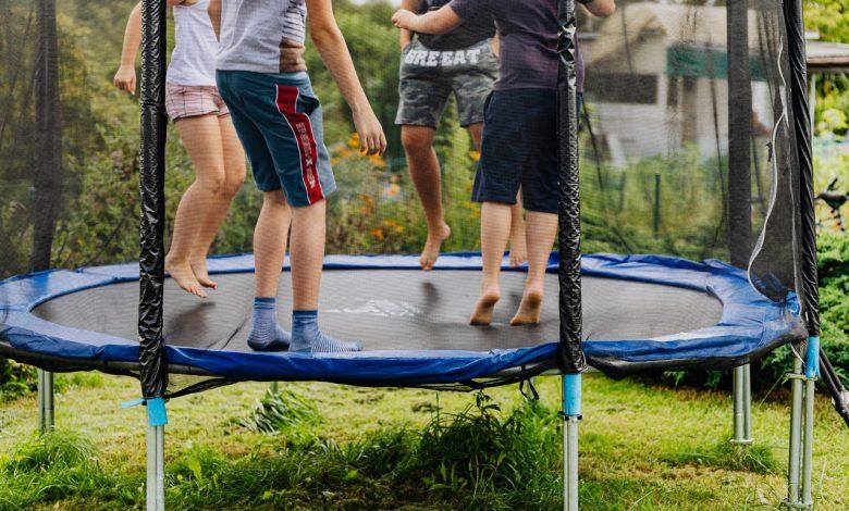 Photo of Stappenplan: een veilige trampoline in jouw tuin!