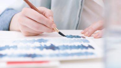 Photo of Schilderen is een ontspannende bezigheid